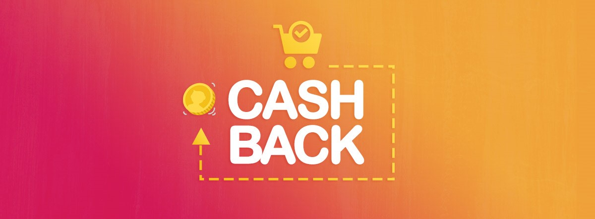 Up to 15% CASHBACK for every 100 spent.