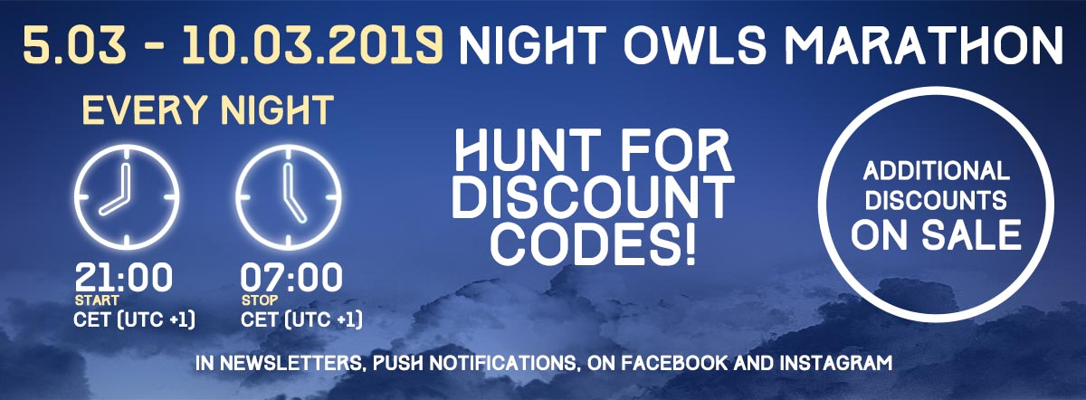 Night Owls Marathon